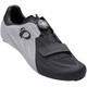 PEARL iZUMi Elite Road V5 Shoes Men black/silver reflective